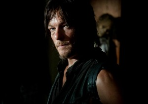 Daryl Dixon (Norman Reedus) - The Walking Dead _ Season 4, Episode 12 - Photo Credit: Gene Page/AMC