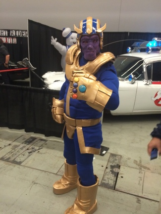 Montreal ComicCon 2016