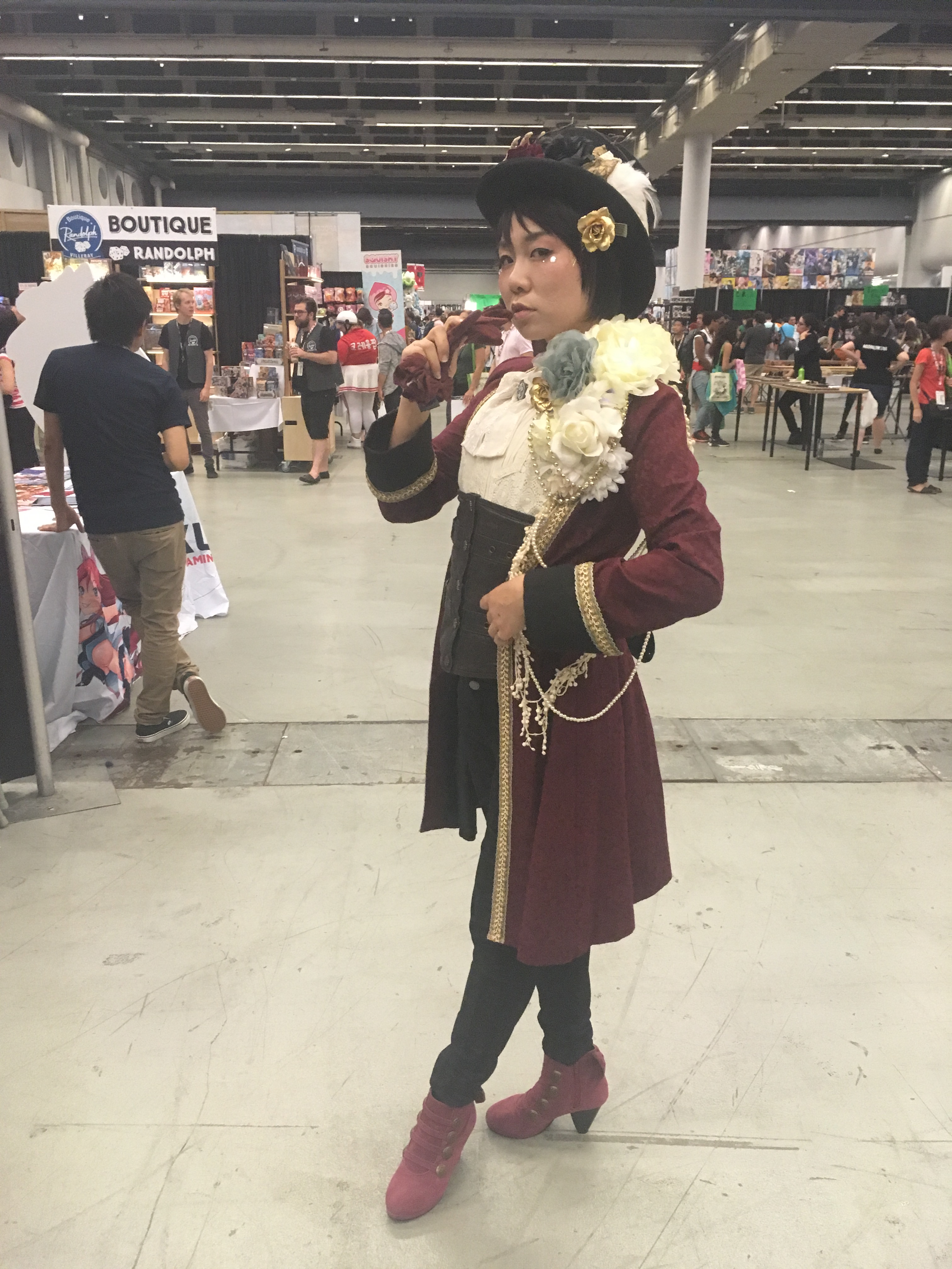 Our Favorite Moments from Otakuthon 2017