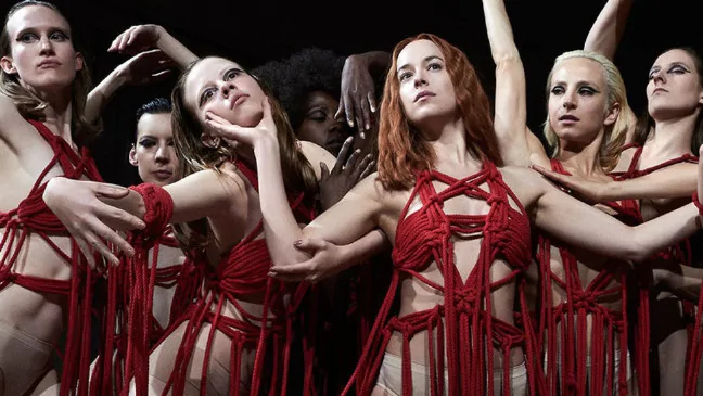 Movie Review Suspiria 2018 Never Think Impossible